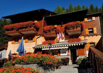 Albergo e ristorante - Chalet Tana del Grillo