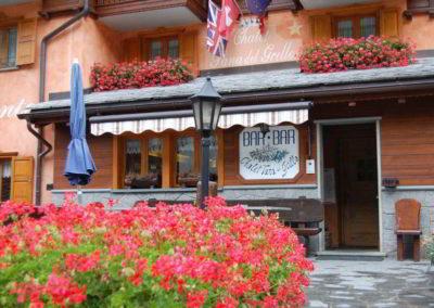 Bar esterno - Chalet Tana del Grillo
