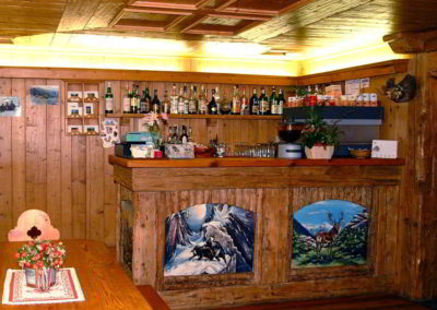 Banco bar - Chalet Tana del Grillo