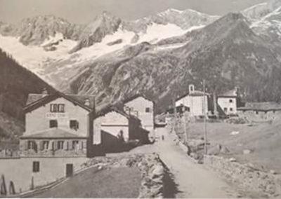 Chiareggio in cartolina - Chalet Tana del Grillo