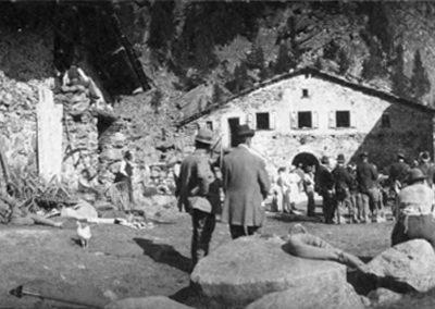 Chiareggio, Pian del Lupo - Chalet Tana del Grillo