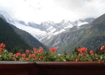Panorama della valle - Chalet Tana del Grillo
