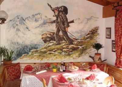 Sala ristorante - Chalet Tana del Grillo