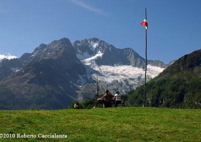 Trekking Chiareggio - Chalet Tana del Grillo