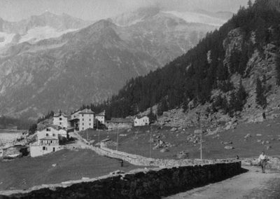 Chiareggio in Valmalenco - Chalet Tana del Grillo